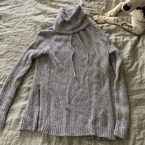 Gray Sweater, Athleta, Size XXS